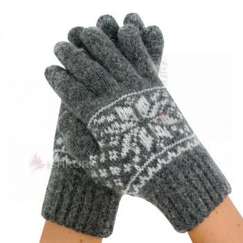 Мужские зимние перчатки 19