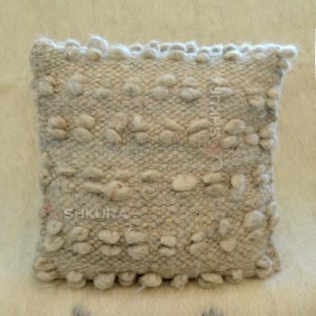 Подушка из овечьей шерсти 05