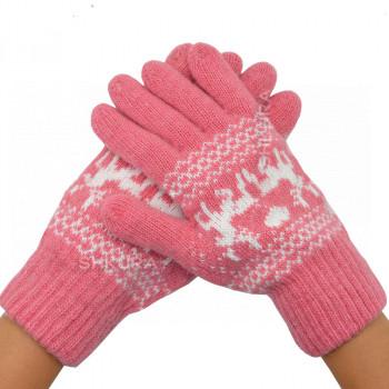 Женские перчатки, удлиненные 06. XL