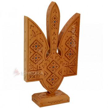 Настольный герб Украины К05