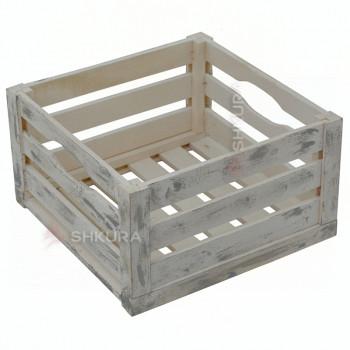 Деревянный ящик, С01