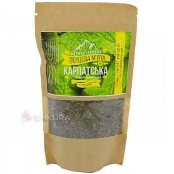 Чай Перечная мята, ферментированый