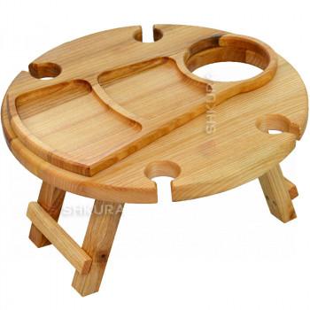 Винний столик з Менажницею