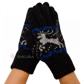 Мужские зимние перчатки 18