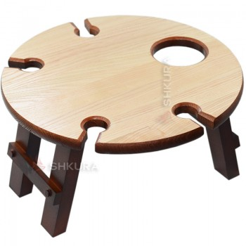 Винний столик. Вишневий, натуральний