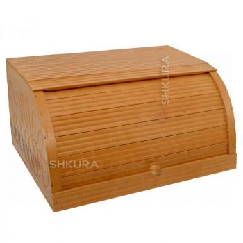 Хлебница деревянная С02