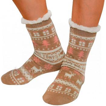 Термо носки, женские 02