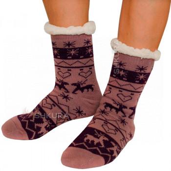 Термо носки, женские 05