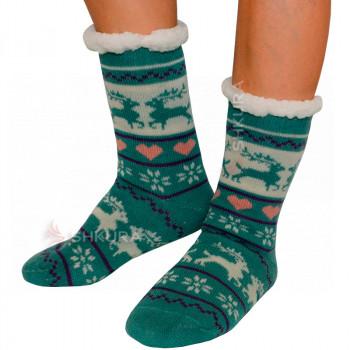 Термо носки, женские 04