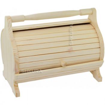 Хлебница деревянная 19, сосна