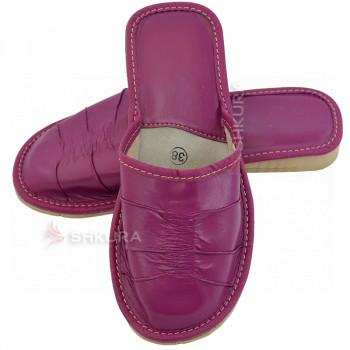 Тапочки женские летние, ШВБ2. Фиолетовые