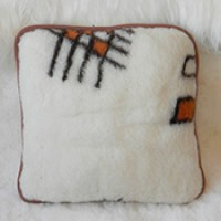 Шерстяные подушки