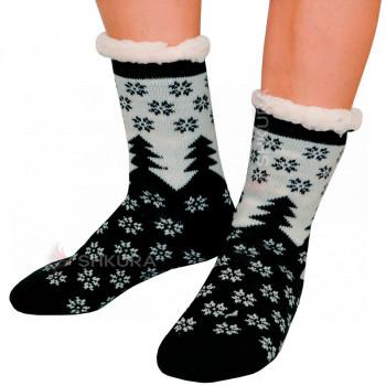 Термо носки, женские 09