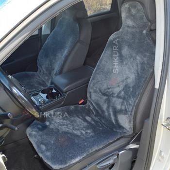 Накидка на сиденье автомобиля с подголовником 02