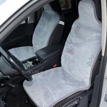 Накидка на сиденье автомобиля с подголовником 05