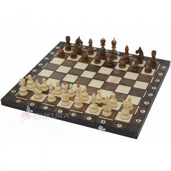 "Шахматы ""AMBASSADOR"" №3, 54х54 см"