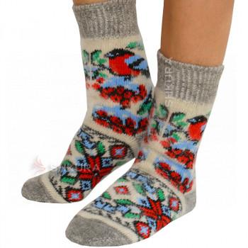 Носки из ангорской шерсти, женские 22