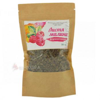 Чай листья малины, ферментированый