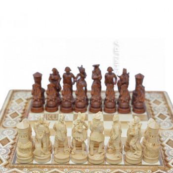 "Шахматные фигуры ""Пираты Карибского моря"""