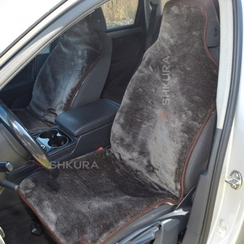 Накидка на сиденье автомобиля с подголовником 03