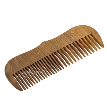Деревянная расческа Б08