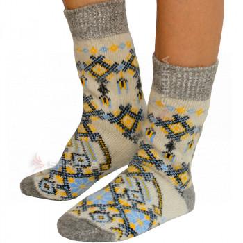 Носки из ангорской шерсти, женские 23