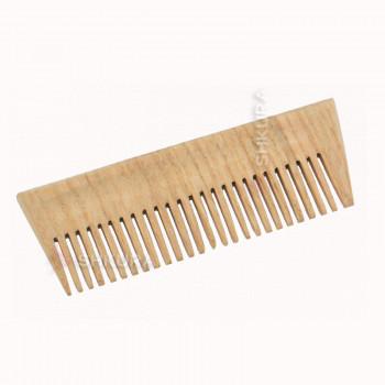 Деревянная расческа Т10