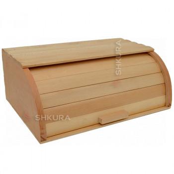 Хлебница деревянная 04
