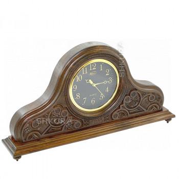 """Часы """"Галичина"""", темный циферблат"""