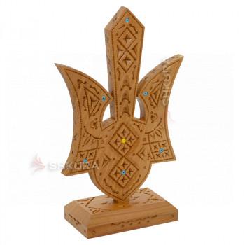 Настольный герб Украины К02