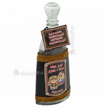 Декоративная бутылка 0,5 л. 71