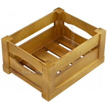 Деревянный ящик 03. Дуб