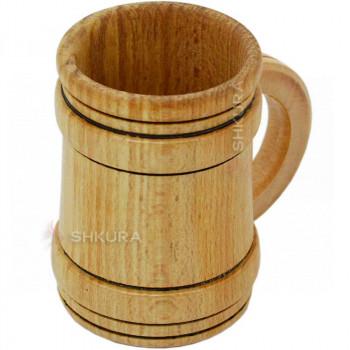 Деревянная чашка, 150 мл