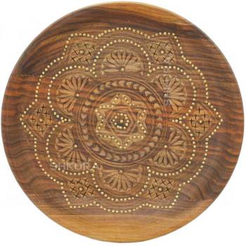 Декоративная тарелка С01