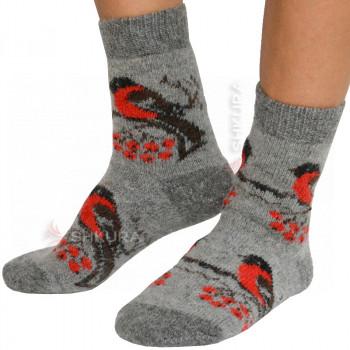 Носки из ангорской шерсти, женские 04