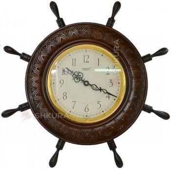 """Часы """"Штурвал"""", XL"""