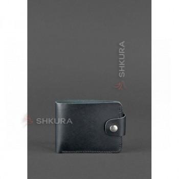 Кожаное портмоне 4.3 черное