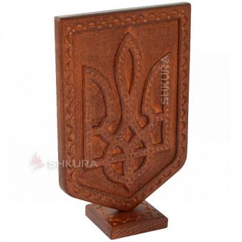 Настольный герб Украины В03