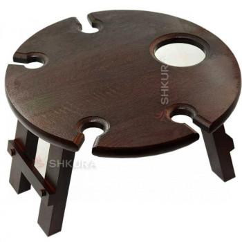 Винний столик. Венге