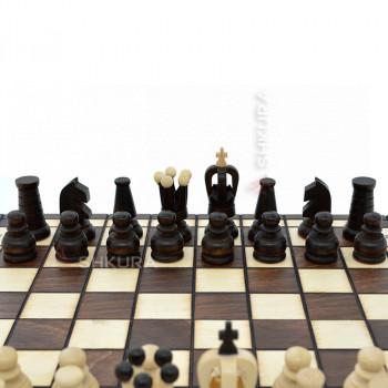 """Шахматные фигуры """"Амбасадор"""" №1"""