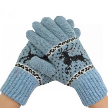 Женские перчатки, удлиненные 21