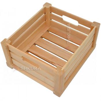 Деревянный ящик 02