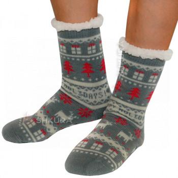 Термо носки, женские 03