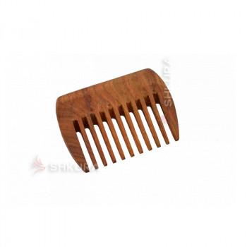 Деревянная расческа С03