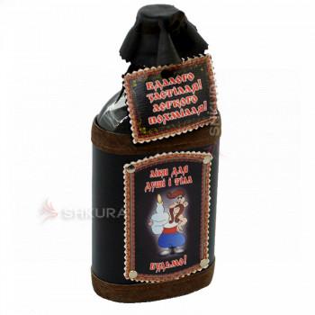 Декоративная бутылка 0,5 л. 33