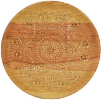 Декоративная тарелка С02