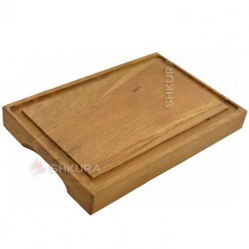 Доска для подачи еды, прямоугольная