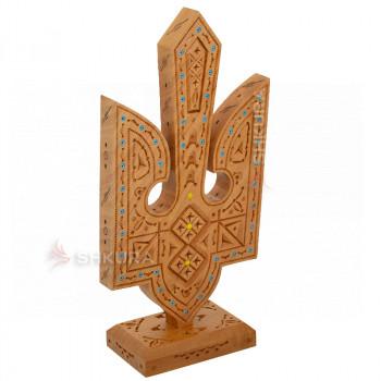 Настольный герб Украины К03