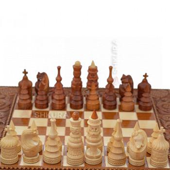 """Шахматные фигуры """"Гуцульщина"""""""