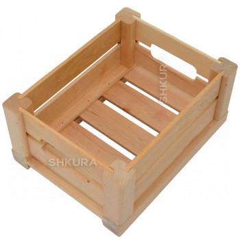 Деревянный ящик 03